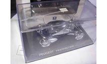модель  1/43 Peugeot Moonster 2001 Concept Car Norev металл 1:43, масштабная модель, scale43