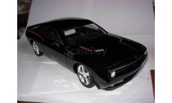 модель 1/18 Plymouth Cuda Concept HEMI Highway61 металл, масштабная модель, 1:18, Highway 61