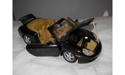 модель 1/18 Porsche 911 (996) Cabriolet UT MODELS металл 1:18
