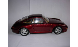модель 1/18 Porsche 911 (993) Carrera Coupe UT MODELS металл 1:18