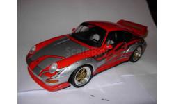 модель 1/18 Porsche 911 GT2 993 Street Racing UT MODELS металл