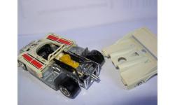 модель гоночный 1/43 Porsche 917/10 6 T.C. Can-Am Lemans Solido металл 1:43 Le Mans, масштабная модель