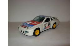 модель 1/24 Porsche 924 Turbo №94 Burago Italy металл 1:24 Rallye, масштабная модель, BBurago, scale24