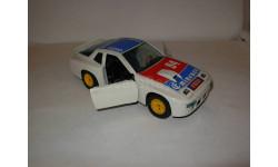 модель 1/24 Porsche 924 Turbo №94 Burago Italy металл 1:24 Rallye