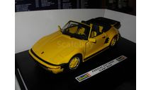 модель 1/18 Porsche 930 Turbo Slant Nose Revell  металл в коробке 1:18, масштабная модель, scale18