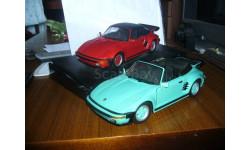 модель 1/18 Porsche 930 Turbo Slant Nose Revell  металл, масштабная модель, 1:18