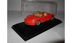 модель 1/43 Porsche Boxster Concept Minichamps металл 1:43