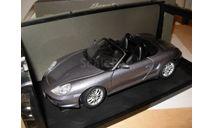 модель 1/18 Porsche Boxster Gate Autoart металл 1:18, масштабная модель, scale18