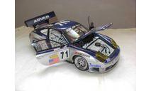 модель 1/18 гоночный Porsche 911 GT3 RSR 996 ALMS 2005 Alex Job Nr. 71 Autoart металл 1:18, масштабная модель, scale18