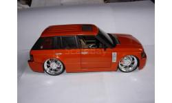модель 1/20 Range Rover Rodz Mattel/Hot Wheels металл 1:20, масштабная модель, 1:18, 1/18, Mattel Hot Wheels