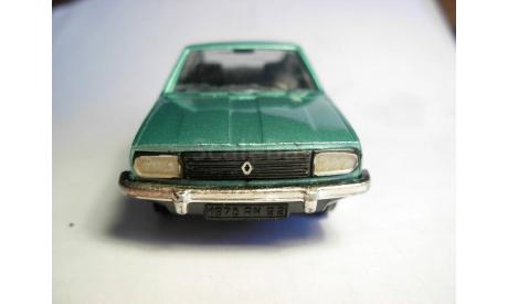 модель Renault 20TL 1/43 Norev металл 1:43, масштабная модель
