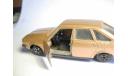 модель Renault 20TL 1/43 Norev металл золотистая, масштабная модель, scale43