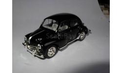 модель 1/43 Renault 4CV 1947 delprado металл, масштабная модель, 1:43, Del Prado (серия Городские автомобили)