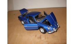 модель 1/18 Renault Alpine A110 1600S 1971 Maisto металл 1:18