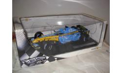 модель 1/18 Формула-1 F1 Renault R26 2006 #2 Fisichella Mattel / Hot Wheels металл 1:18