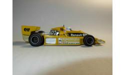 модель 1/43 F1 Formula1 Renault RS01 Elf 1979 #16 Rene Arnoux Quartzo металл 1:43, масштабная модель