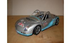 модель 1/18 Renault Spider №50 Ragnotti Anson металл 1:18