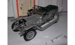 модель 1/24 Rolls-Royce Silver Ghost 1907 Franklin Mint металл 1:24, масштабная модель