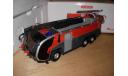 1/43 модель аэродромный пожарный автомобиль с водяной башней Panther FLF 6x6 Rosenbauer Wiking металл пожарная 1:43, масштабная модель