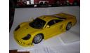 модель 1/18 Saleen S7 Hot Wheels металл, масштабная модель, scale18, Mattel Hot Wheels