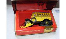 1/50 модель полугусеничный почтовый автобус Scania Vabis 1923 Post Bus Matchbox Models of Yesteryear металл примерно  1:50, масштабная модель, scale48
