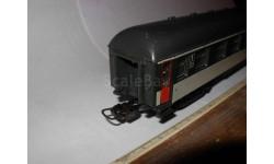 вагон 4х-осный пассажирский SNCF 2х-цветный серый 1/87 H0 HO 16.5mm Lima Italy