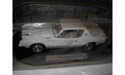 модель 1/18 Studebaker Avanti 1963 Signature Models металл 1:18 Студебеккер, масштабная модель