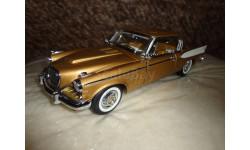 модель 1/18 Studebaker Golden Hawk 1958 Yatming/Signature Series металл