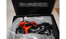 1/12 модель мотоцикл Suzuki GSX 1300 R Hayabusa WITS Mile Stone Limited Schuco металл 1:12 Z1000R1, масштабная модель мотоцикла, scale12