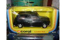 модель 1/36 London Taxi Corgi металл 1:36, масштабная модель, scale35