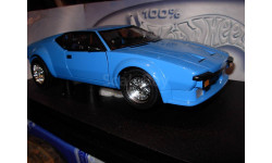 модель 1/18 De Tomaso Pantera Ford Mattel/Hot Wheels металл