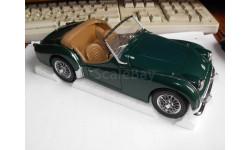 модель 1/18 Triumph TR 3A Kyosho металл