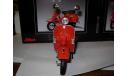 1/10 модель мотороллер/скутер Vespa PX125 Schuco металл, масштабная модель мотоцикла, scale10