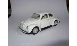 модель 1/43 VW Volkswagen 1303 Beetle Жук China металл