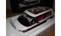 модель 1/18 Volkswagen VW Bulli Concept 2011 Norev металл 1:18, масштабная модель, scale18