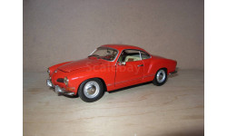 модель 1/24 Volkswagen VW Karmann Ghia Coupe Minichamps металл 1:24