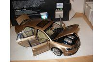 модель 1/18 Volkswagen VW Phaeton GT-Autos Welly металл 1:18, масштабная модель, scale18