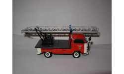 модель 1/43 Volkswagen VW T2а пожарная лестница Schuco металл 1:43