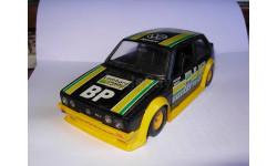 модель 1/24 Volkswagen VW Golf GTI Burago Made in ITALY металл, масштабная модель, scale24