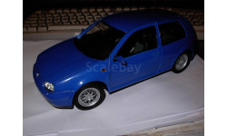 модель 1/18 Volkswagen VW Golf GTI Revell металл, масштабная модель, 1:18