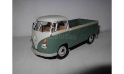 модель 1/43 VW Volkswagen T1 пикап Hongwell металл 1:43