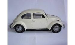 модель 1/24 VW Volkswagen 1967 Beetle/Käfer/Жук Franklin Mint металл 1:24