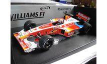 модель F1 Формула 1 1/18 Williams BMW FW21 1999 #5 Zanardi Minichamps / Paul's Model Art металл 1:18, масштабная модель, scale18