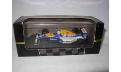 модель 1/43 F1 Formula/Формула-1 Williams FW14 1991-1992 #6 Riccardo Patrese Onyx металл 1:43