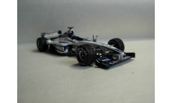 модель F1 Формула-1 1/43 BMW Williams FW22 2000 #9 Ralf Schumacher Minichamps/PMA металл