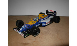 модель F1 Формула-1 1/24 Williams Renault FW14 #6 1991-1992 Riccardo Patrese ONYX Portugal металл 1:24