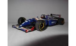 модель 1/43 F1 Formula/Формула-1 Williams Renault FW16 launch version 1995 #5 Damon Hill Minichamps /PMA металл 1:43, масштабная модель