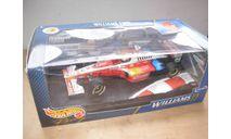 модель F1 Формула 1 1/18 Williams Winfield FW21 1999 #6 Ralf Schumacher Hot Wheels / Mattel металл 1:18, масштабная модель, scale18, Hot Wheels/Mattel.