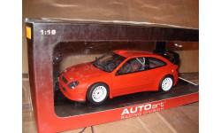 модель 1/18 Citroen Xsara WRC 2004 Auto Art металл