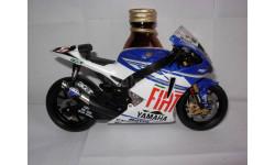 модель 1/12 гоночный мотоцикл YAMAHA YZR-M1 MotoGP 2007 Colin Edwards #5 Altaya металл 1:12, масштабная модель мотоцикла, Suzuki